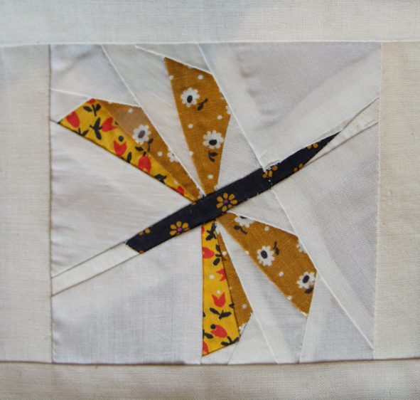 patchwork dragonfly