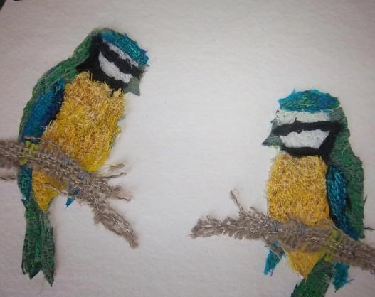 mary b birds