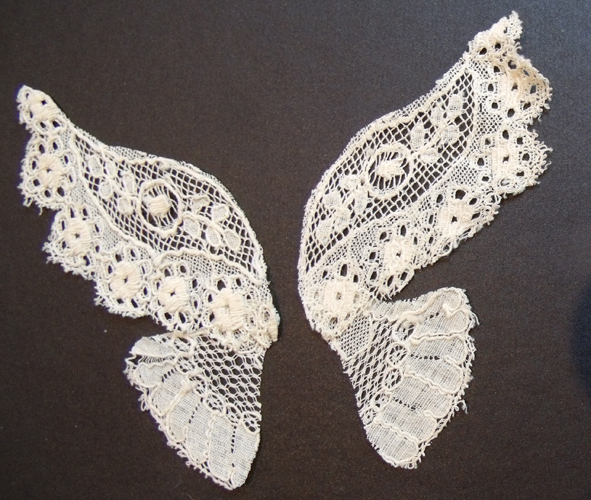 lace buttefly