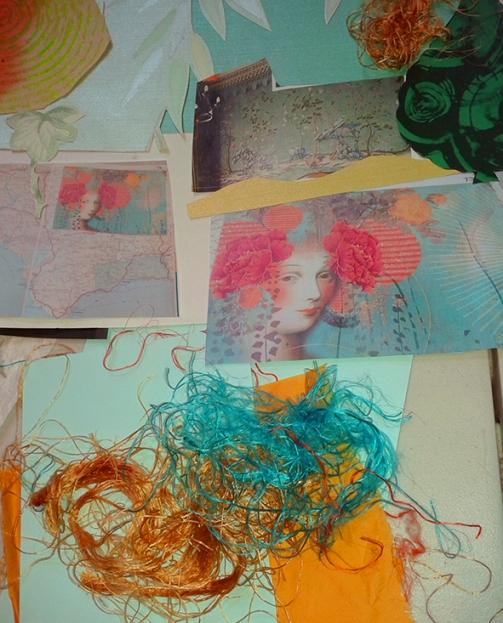 story board yarn selection