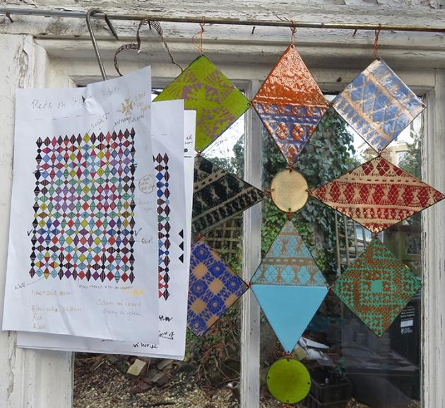 patchwork sampleJH