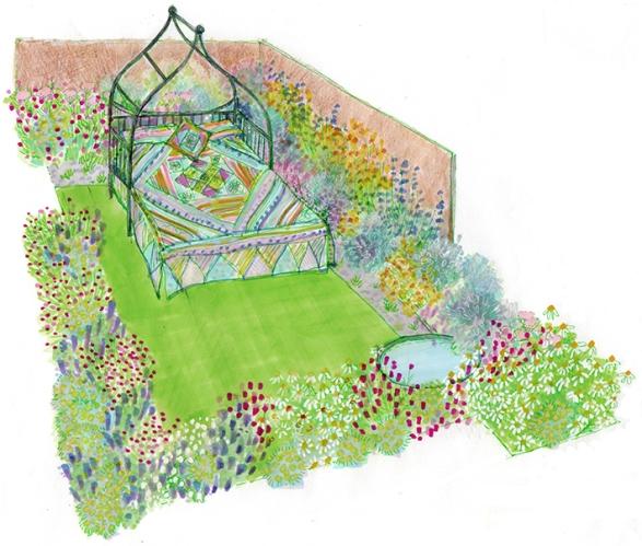 garden illo leaflet